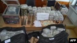 Policia greke e Igumenicës shkatërron një grup trafikantësh të lëndëve narkotike