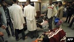 Libya'da Misrata Kenti Yine Bombalandı