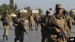 اردوی پاکستان می گوید افغانستان عساکر گم شده آن کشور را مسترد کرده است