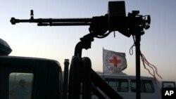 کمیته صلیب سرخ این رویداد را به صدای امریکا تأیید کرد