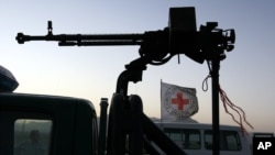 تیر کال د سره صلیب نړیوالې کمیټې په افغانستان کې د جگړې له میدان څخه ۱۵۲۸ ټپیان روغتونونو ته لیږدولي دي.