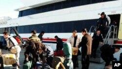 대북 경수로 사업중단 당시 철수 인력