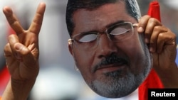 EGPYT-PROTESTS/MURSI-ACCUSATIONS