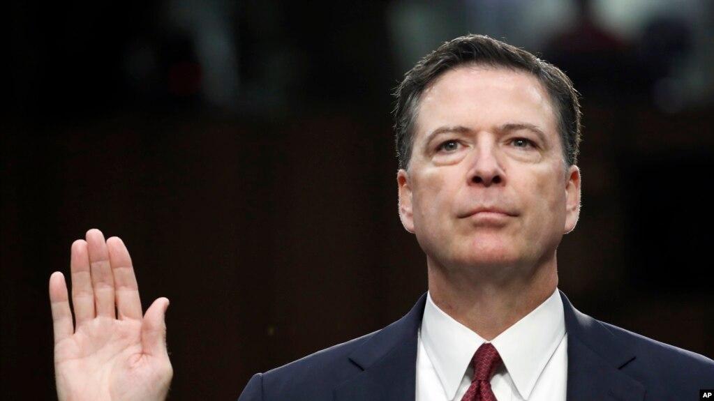 FBI အႀကီးအကဲေဟာင္း James Comey