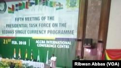 Taron samar da takardar kudi bai daya a kasashen yammacin Afirka ko ECOWAS