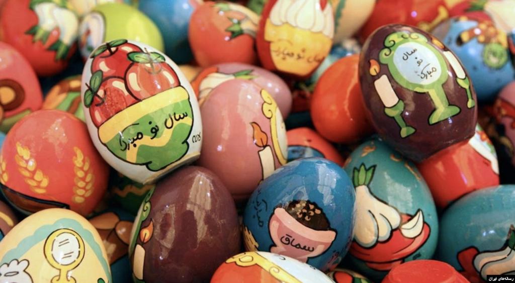دوازدهمین نمایشگاه بهاره در تهران عکس: سعید خلیلی