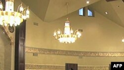 A mosque in Dearborn, Michigan