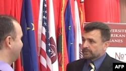 Universiteti Amerikan i Tiranës përuron bibliotekën e re