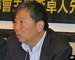 港支联主席李卓人