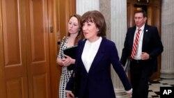 Thượng nghị sĩ Susan Collins