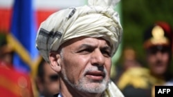 آقای غنی می گوید که تا یکسال دیگر ظرفیت تولیدی برق افغانستان دوبرابر خواهد شد.
