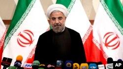 Presiden terpilih Iran, Hassan Rowhani menyerukan masyarakat yang lebih bebas dan terbuka (foto: dok).