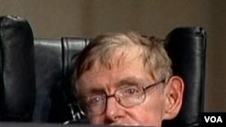 Pakar Fisika Stephen Hawking (Foto: dok).