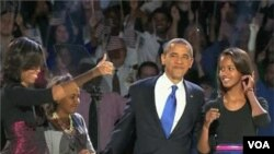 سهرنجی جیهان بۆ ههڵبژاردنی ئۆباما