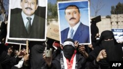 Анти-правительственные протесты в Йемене