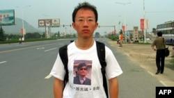 Ông Hồ Giai nổi tiếng về việc vận động cho quyền lợi của những người nhiễm HIV/AIDs và các quyền dân sự