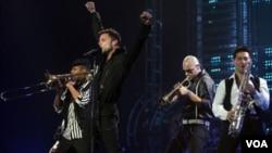 """El cantante dijo que este es uno de los momentos más """"liberadores"""" de su vida."""