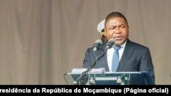 Filipe Nyusi assinala Dia da Legalidade