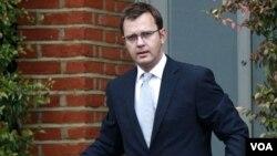 Mantan kepala urusan komunikasi Perdana Menteri Inggris, Andy Coulson