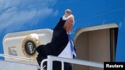 Donald Tramp odlazi sa samita G7 u Kanadi i putuje u Singapur