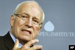 FILE - Former Vice President Dick Cheney defended the CIA's so-called enhanced interrogation techniques.