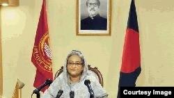 Prime Minister Hasina Speaks