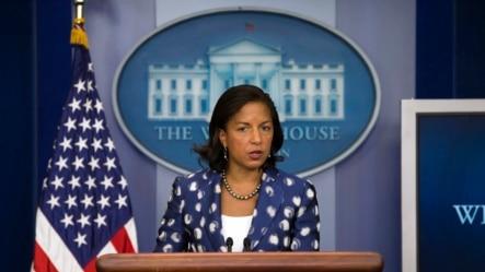 美国总统国家安全事务助理苏珊•赖斯
