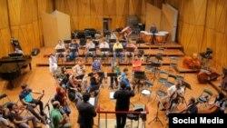 گروه ارکستر ملل