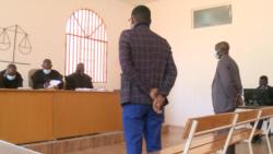Namibe: ex vice governador Tchindong Antonio em julgamento - 2:28