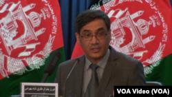 Penjabat Menteri Pertahanan Afghanistan, Jenderal Tariq Shah Bahrami (Foto: dok).