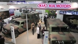 South Korea Looks to Increase Arms Exports