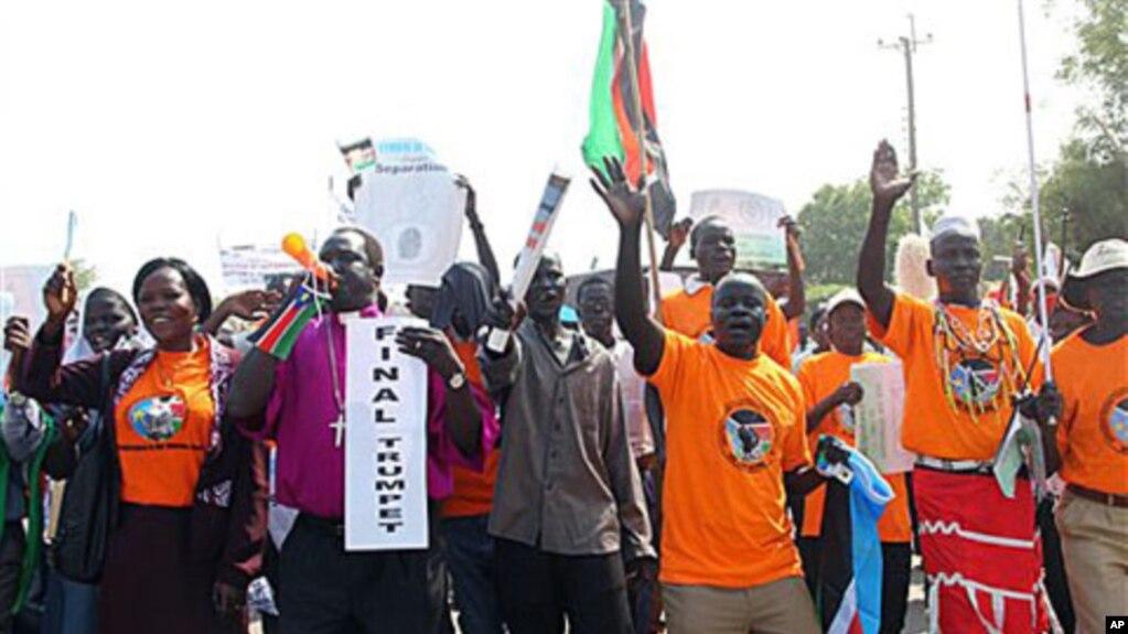 Sudans Comprehensive Peace Agreement