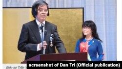 Giáo sư Trần Văn Thọ, Đại học Waseda, Tokyo, Nhật Bản