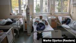 """Pacijenti u bolnici """"Dragiša Mišović"""""""