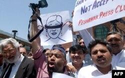 پاکستان میں صحافیوں کو ان کے کام سے روکنے کی شکایات ماضی میں بھی سامنے آتی رہی ہیں۔