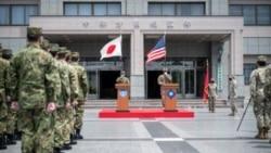 """美日""""東方之盾""""軍演開始,規模36年之最大"""