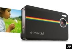 Một chiếc máy ảnh in ảnh liền kỹ thuật số mới của Polaroid, máy Z2300