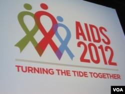 Conférence internationale sur le SIDA à Washington du 22 juillet 2012
