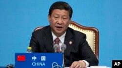 Presiden China Xi Jinping diundang untuk mengunjungi India tahun ini (foto: dok).