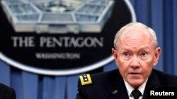 General Dempsi, Pentagon