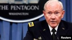 El General Martin Dempsey defiende la actuación de las fuerzas israelíes en el pasado conflicto en Gaza.