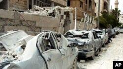 Vụ đánh bom kép gần các tòa nhà an ninh tại thị trấn Idlib ở tây bắc Syria làm 20 người thiệt mạng