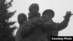 Памятник ветеранам арктических конвоев