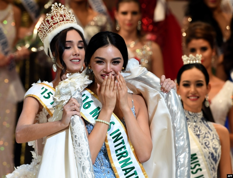Yaponiya - Miss İnternational 2016