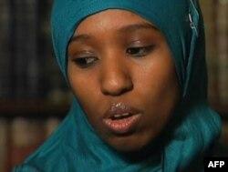 Hafsa Abdurahmon, masjidda o'qituvchi