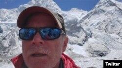 امریکی کوہ پیماہ کرسٹوفر کولش