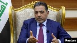 Menteri Dalam Negeri Irak, Mohammed Ghabban, mengundurkan diri hari Selasa (5/7).