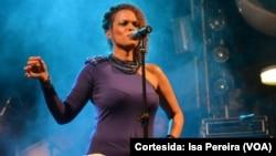 Isa Pereira, artista cabo-verdiana
