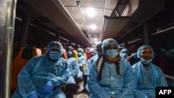 Bangladesh mengevakuasi warganya dari kota Wuhan, Hubei, China di tengah merebaknya wabah virus corona.