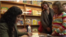 Hena Khan signing books in Washington, D.C.